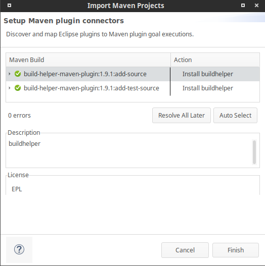checkstyle – Importing and debugging in Eclipse IDE